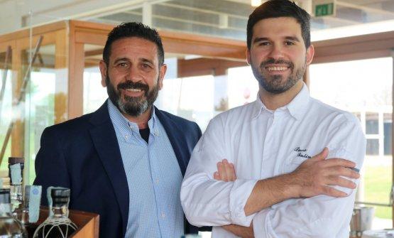 Mauro Malandrino e Luca Gulino, rispettivamente pa