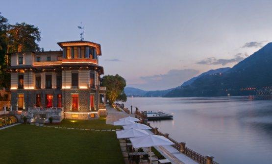 Il Mandarin Oriental Lago di Como