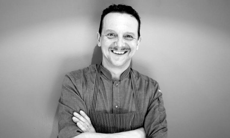 Lo chef Fabrizio Mantovani