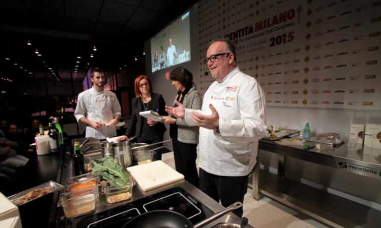 Mantuano è anche stato ospite all'ultima edizione di Identità Milano: qui la sua lezione a Identità di Pasta