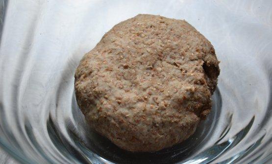 The pre-dough. All the photos are fromBrambilla-Serrani