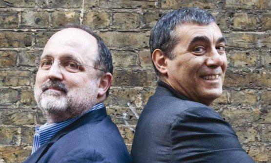 Paolo Marchi e Claudio Ceroni, le due anime di Identità Golose