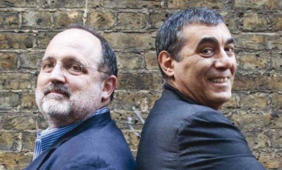 Paolo Marchi e Claudio Ceroni