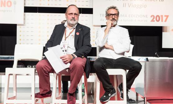 Quali sono stati i momenti più belli di Identità Milano 2017? Ce lo dice l'ideatore e curatore del congresso, Paolo Marchi(foto Brambilla-Serrani)