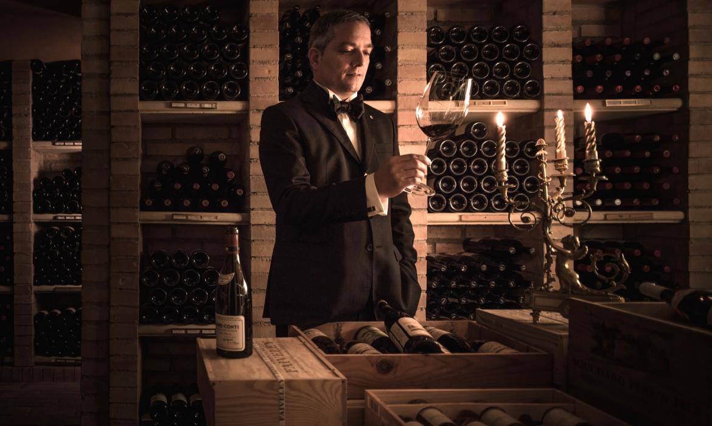 Marco Reitano, 46anni, dal 1994chef sommelier del ristoranteLa Pergola del Rome Cavalieri, 3 stelle Michelin