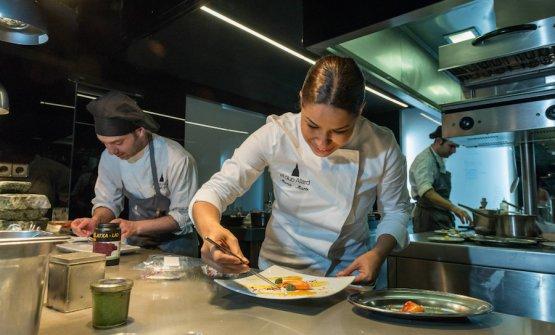 Maria Marte, chef stellata dominicana