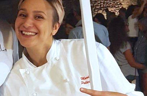 Mariella Policicchio, classe 1987, è la giovane pasticcera del locale di famiglia, la Pasticceria Giulia di Senise, nel Potentino