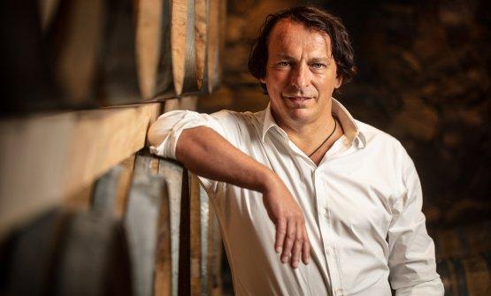 Marjan Simčič, gran produttore di vini nel Colli