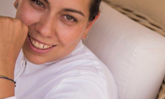 La chef Martina Caruso(Foto Gio' Martorana)