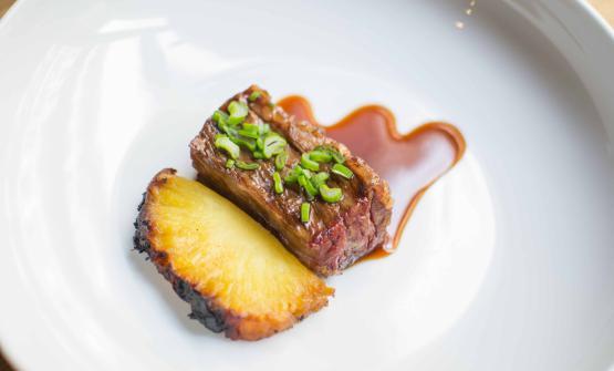 Il manzo nomade è il piatto del 2017 che ci racconta Alba Esteve Ruiz, cuoca del ristorante Marzapane a Roma
