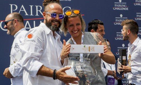 È oro per Trentini e Linzalata al Bonaventura Maschio Pairing Challenge