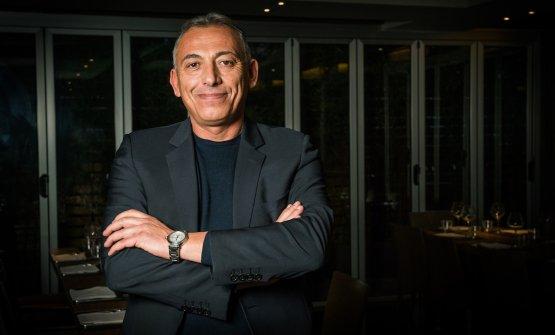 Massimo Minutelli, patron della Griglia di Varrone