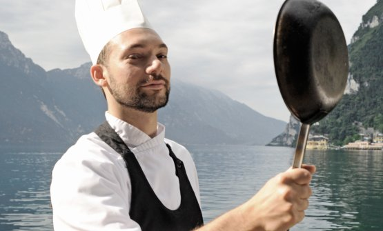 Lo chef Gianluigi Mandico