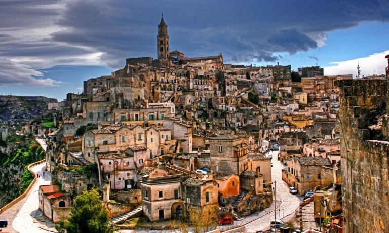 The city in Basilicata, the next European Capital