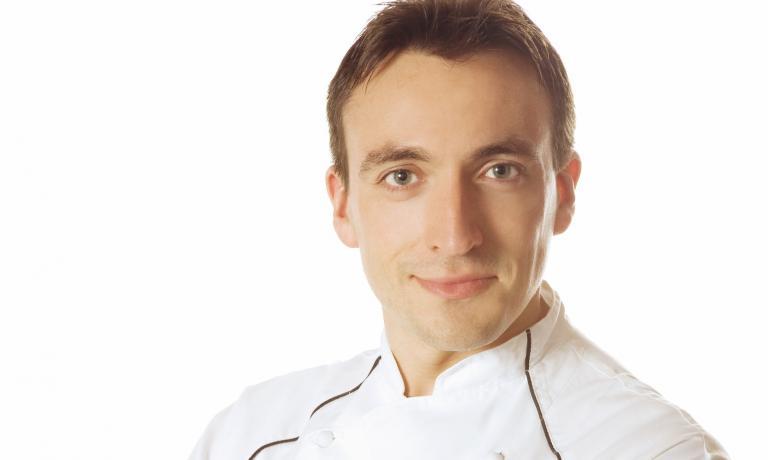 Lo chef Matia Barciulli