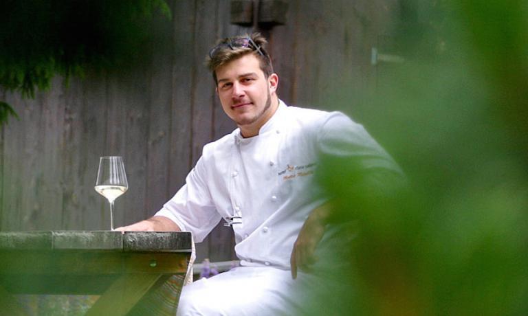 Matteo Metullio, chef della Siriola in Alta Badia (Bolzano) e relatore a Identità Milano il 5 marzo 2017. Per lui il tema sarà la Nuova Cucina Italiana
