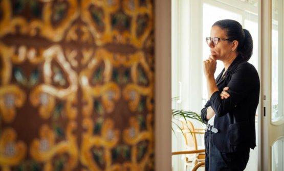 Mariella Caputo, ambasciatrice della cucina italia