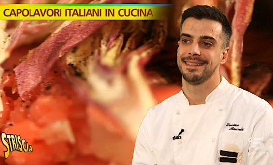 Simone Maurelli, 28enne chef milanese