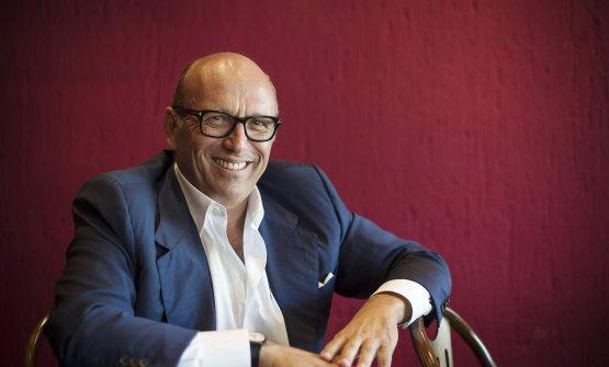 Maurizio Zanella, patron diCa' del Boscoin