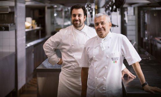 Max Mascia e Valentino Marcattilii
