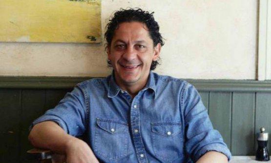 Francesco Mazzei, 44 anni, calabrese di Cerchiara.