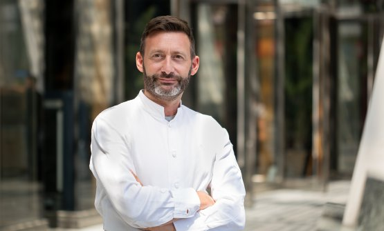Fabrizio Albini, dallo scorso giugno chef al The Stage di Milano