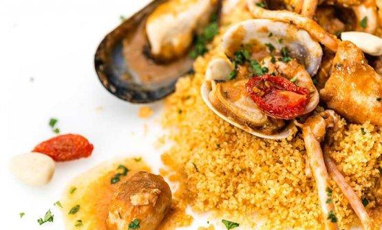 Il ristorante Votavota, di Marina di Ragusa (Ragus