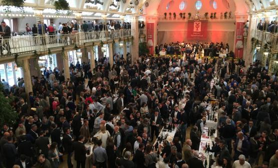 La manifestazione milanese arriva dopo un'edizione da record del Merano Wine Festival, lo scorso novembre