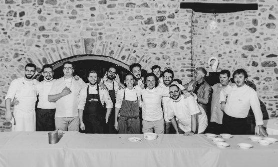 Spessore, fotogallery della prima tappa dagli Abbruzzino, in Calabria
