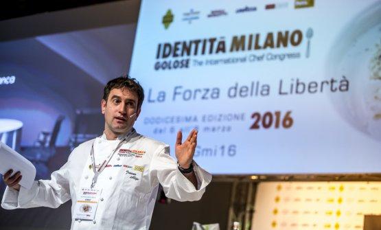 Alija a Identità Milano 2016