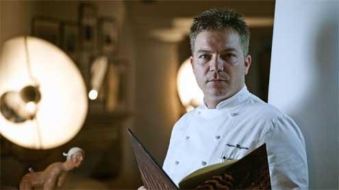 Andrea Migliaccio, chef de�L'Olivo (il ristorante gourmet del Capri Palace Hotel), sar� tra i magnifici 16 che animeranno Identit� New York, da domani a sabato all'Eataly della Quinta Strada