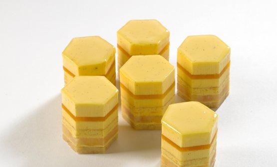 Mignon: Miele amaro, pesca e yogurt