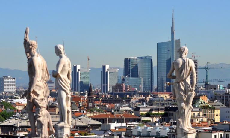 Quali prospettive per Milano? La città è rinata anche grazie a Expo. Ora deve porsi nuovi scenari. Identità Golose ne ha parlato con Alfredo Zini, della Camera di Commercio meneghina
