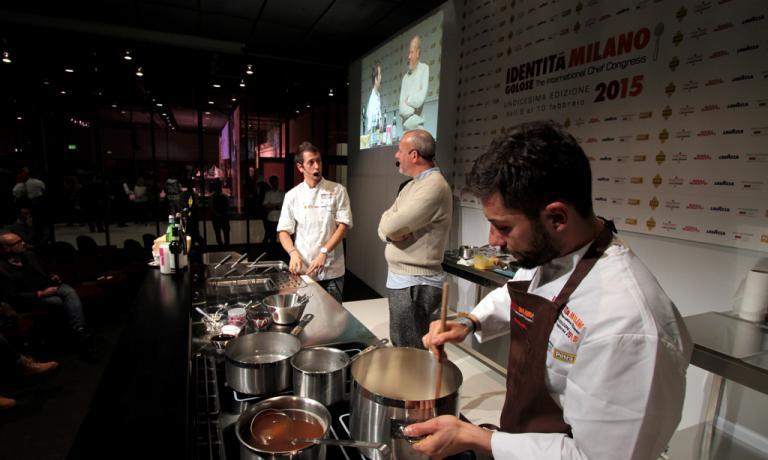 """Christian Milone è tra gli astri nascenti della cucina italiana. Ha parlato de """"La mia montagna"""", quella di Pinerolo"""