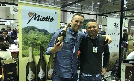 Andrea e Matteo Miotto