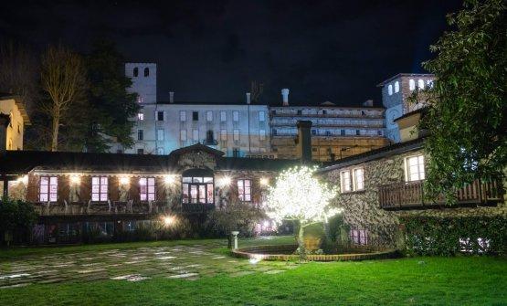 Il ristorante La Taverna a Colloredo di Monte Alba