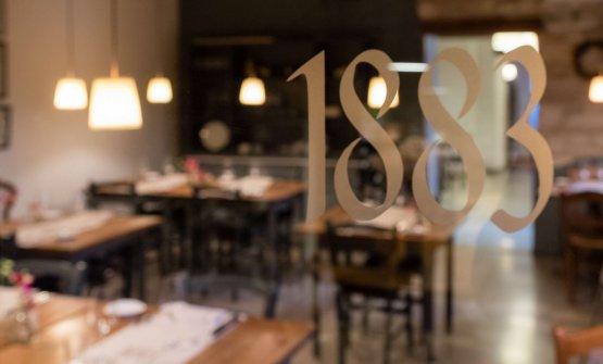 In un luogo dalla lunga storia, un ristorante che