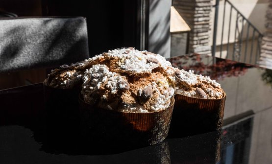 La colomba firmata da Nicola Di Lena, pastry chef