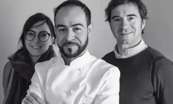 Laura Zunino,Nicola Caruso,Davide Danni