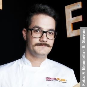 Luciano Monosilio, chef at Pipero al Rex