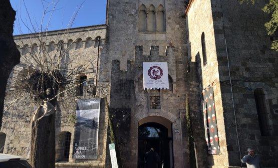 Le degustazioni di Nobile di Montepulciano si sono svolte alla Fortezza
