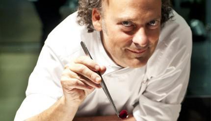 Moreno Cedroni, acclamato chef della Madonnina del