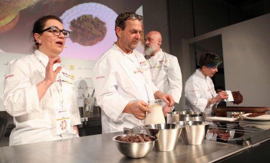 Giovanna Musumeci e Gianfranco Cutelli