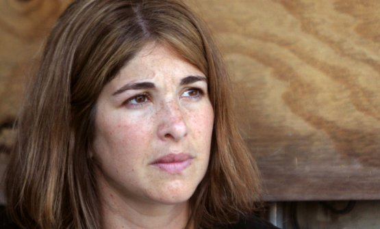 INSPIRATIONAL YES. Naomi Klein (photo roadtoparis.info)