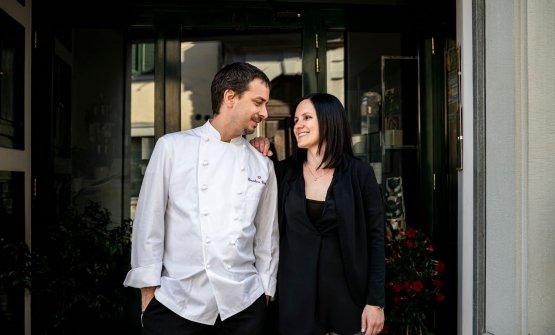 Marito & moglie.Foto diNicolò Brunelli