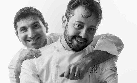 Alessandro Negrini e Fabio Pisani sono in libreria con il loro primo volume, ricco di 60 ricette tra vecchie (che si sono evolute) e nuove (foto Adriano Mauri per ItalianGourmet)