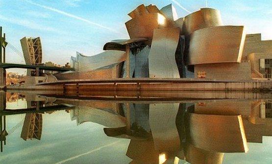 Il museo Guggenheim di Bilbao