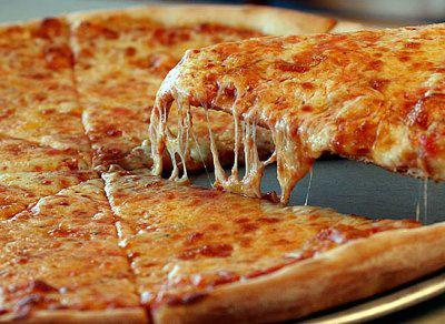 Un perfetto esempio di New York Style Pizza, chiam