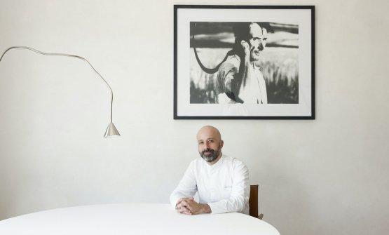 Niko Romito, 46 anni, da 20 chef del ristorante Re