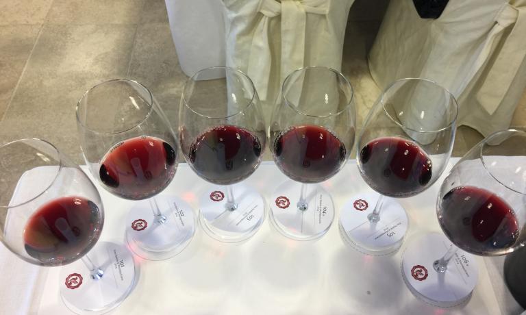Sono stati degustati 71 campioni del Vino Nobile di Montepulciano 2014 e della Riserva 2013